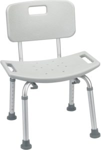 Drive Medical Bathroom Safety Shower Tub Bench Chairreviews and user guide