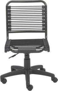 Euro Style Bungie Low Back Adjustable Office Chair reviews