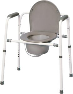 MedPro Homecare Commode Chairreviews and user guide