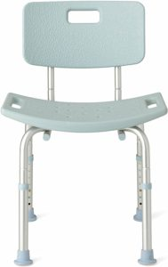 Medline Shower Chair Bath Bench reviews and user guide