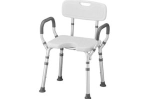 NOVA Shower & Bath Chair with Back reviews and user guide